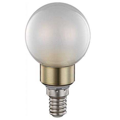 Globo 10786 - LED žárovka  1xE14/4W/230V