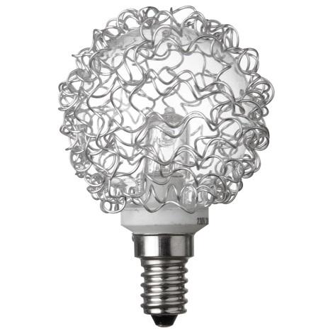 GLOBO 11280 - Halogenová žárovka 1xE14/28W