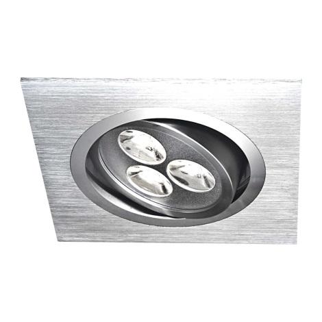 Globo 12311 - LED podhledové svítidlo 1xLED/3W/230V