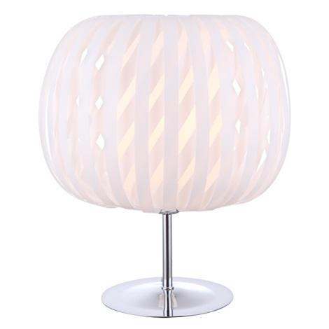 Globo 15071T - Stolní lampa DAKOTA 1xE27/40W/230V