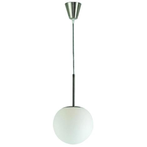 GLOBO 1581 - Závěsné svítidlo BALLA 1xE27/60W/230V