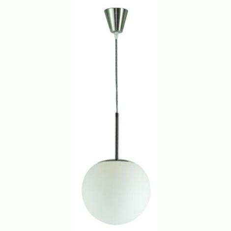 GLOBO 1583 - Závěsné svítidlo BALLA 1xE27/60W/230V