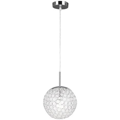 GLOBO 16003 - Závěsné svítidlo KONDA 1xE27/60W