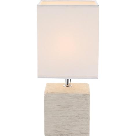 Globo 21675 - Stolní lampa E14/40W/230V