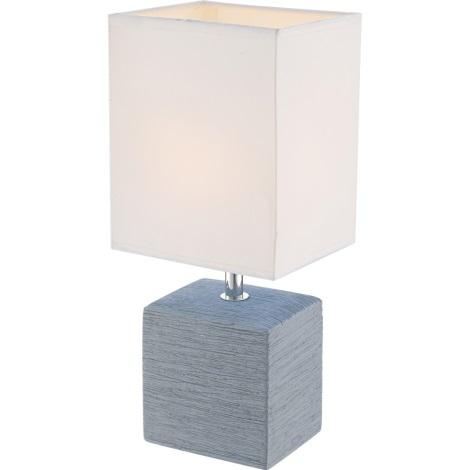 Globo 21676 - Stolní lampa E14/40W/230V