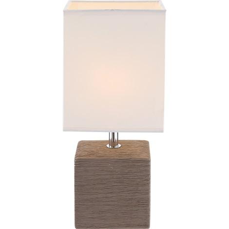 Globo 21677 - Stolní lampa E14/40W/230V