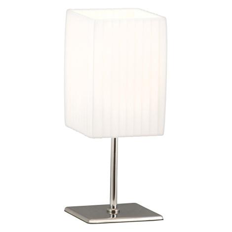 GLOBO 24660 - Stolní lampa BAILEY 1xE14/40W