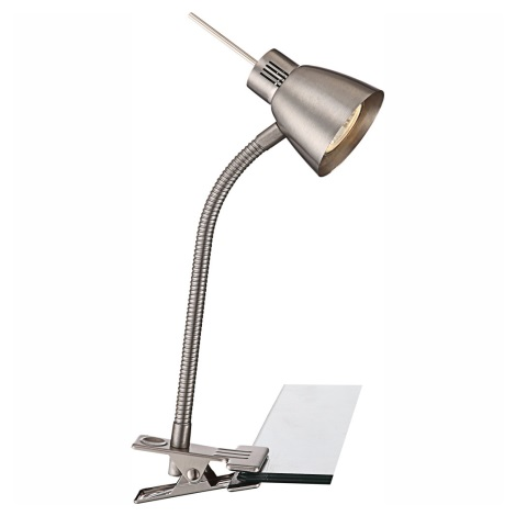 Globo 2476L - LED lampa s klipem NUOVA 1xGU10-LED//3W/230V