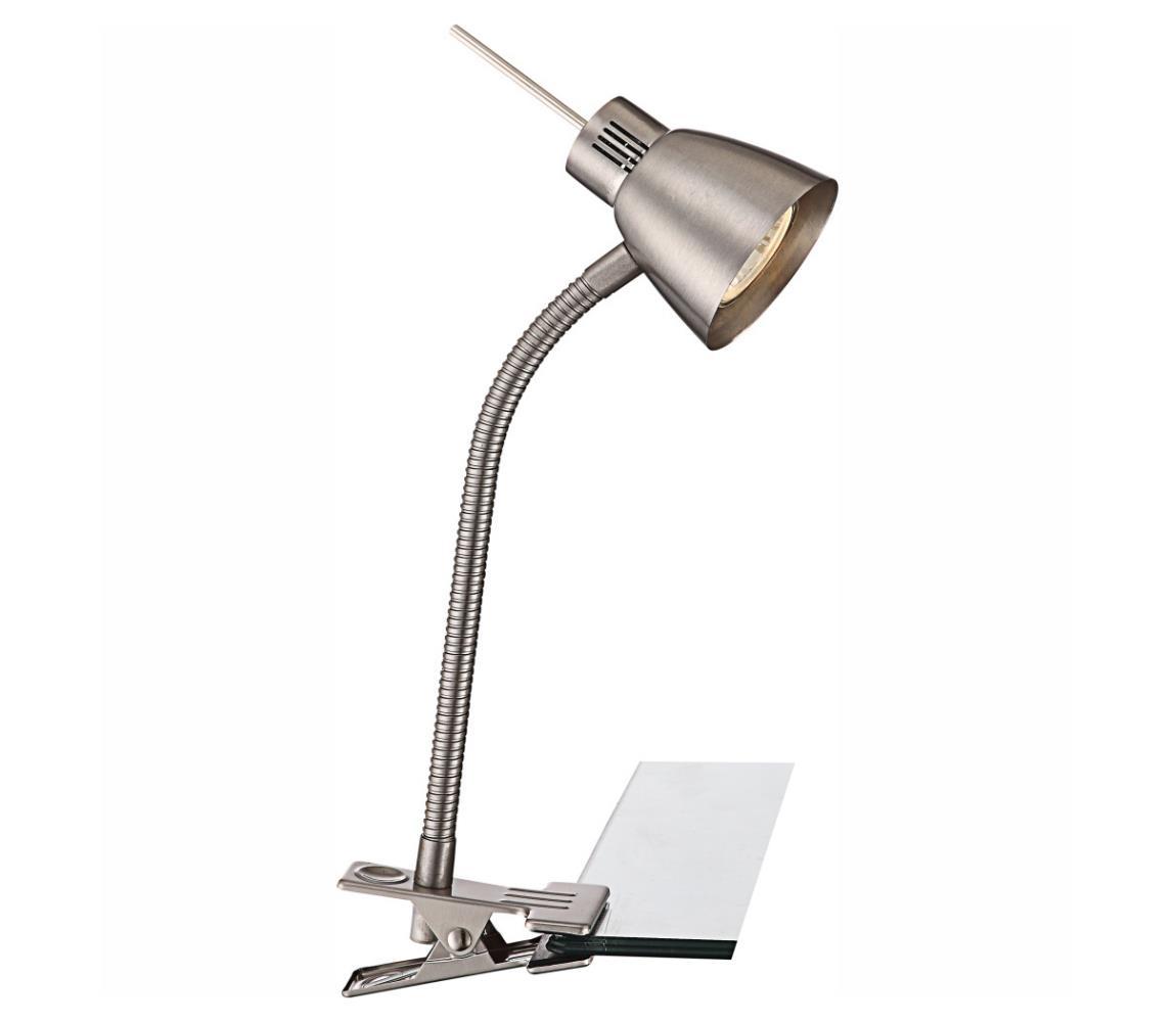 Globo Globo 2476L - LED lampa s klipem NUOVA 1xGU10-LED//3W/230V GL3688