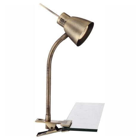 Globo 2477L - LED lampa s klipem NUOVA 1xGU10-LED//3W/230V