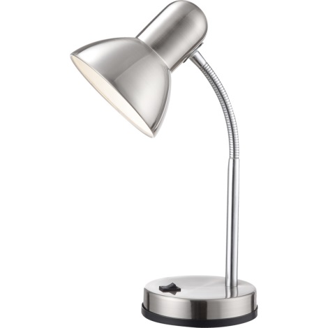 GLOBO 24878 - Stolní lampa FLOW 1xE27/60W