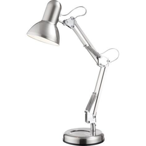 GLOBO 24891 - Stolní lampa FLOW 1xE27/40W