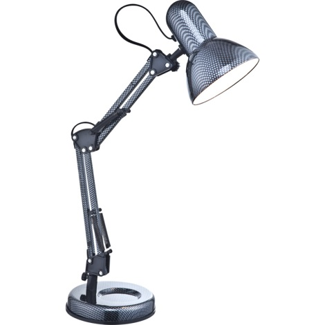 GLOBO 24892 - stolní lampa CARBON 1xE27/40W