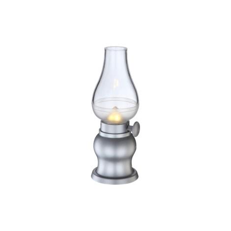 Globo 28016 - Stmívatelná stolní lampa LED/05W/3.6V