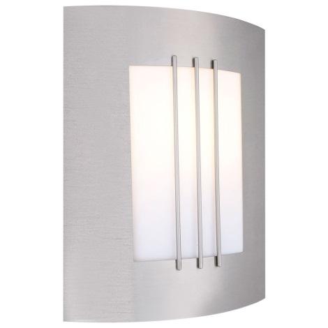 GLOBO 3156-2 - Venkovní nástěnné svítidlo ORLANDO 1xE27/60W/230V