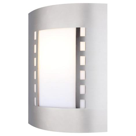 GLOBO 3156 - Venkovní nástěnné svítidlo ORLANDO 1xE27/60W/230V