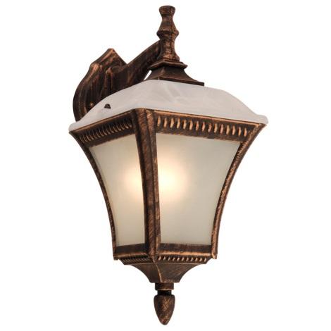 Globo 31591 - Venkovní nástěnné svítidlo NEMESIS 1xE27/60W/230V