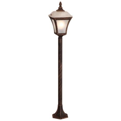 Globo 31593 - Venkovní lampa NEMESIS 1xE27/60W/230V