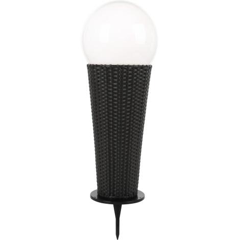 GLOBO 31823 - Venkovní lampa TOSCA 1xE27/23W