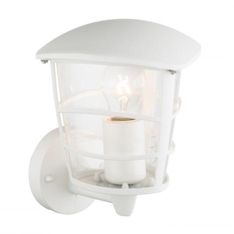 Globo 31830 - Venkovní nástěnné svítidlo 1xE27/60W IP44