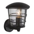Globo 31835 - Venkovní nástěnné svítidlo 1XE27/60W IP44