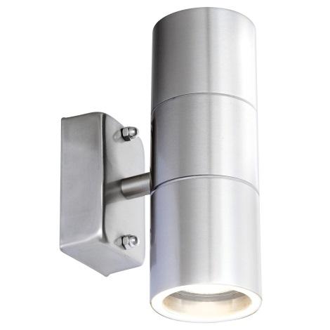 GLOBO 3201-2 - Venkovní svítidlo STYLE 2xGU10/35W