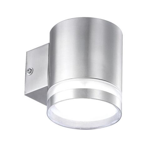 Globo 32053 - Venkovní nástěnné svítidlo QUORN 1xGX53/11W/230V