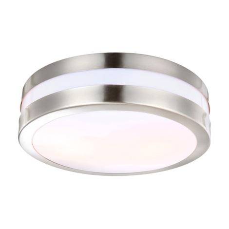 Globo 32209 - Venkovní stropní svítidlo CREEK 2xE27/20W/230V