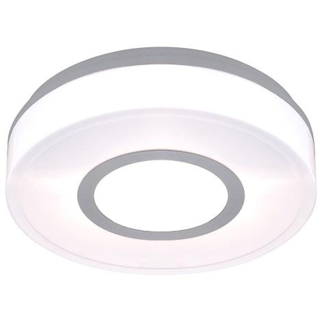 GLOBO 32213 - Koupelnové stropní svítidlo LESTER 2xE27/11W