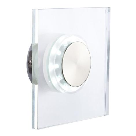 GLOBO 32402 - Venkovní nástěnné LED svítidlo DANA 10xLED/0,06W