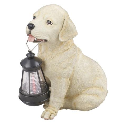 Globo 33271 - LED svítidlo SOLAR 1xLED/0,06W/3V pes