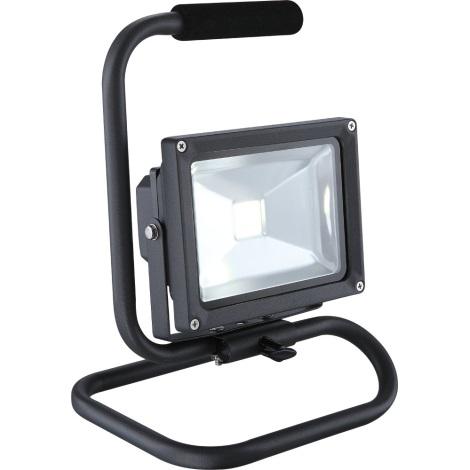 GLOBO 34115A - Přenosný LED reflektor PROJECTEUR 1xLED/20W/230V