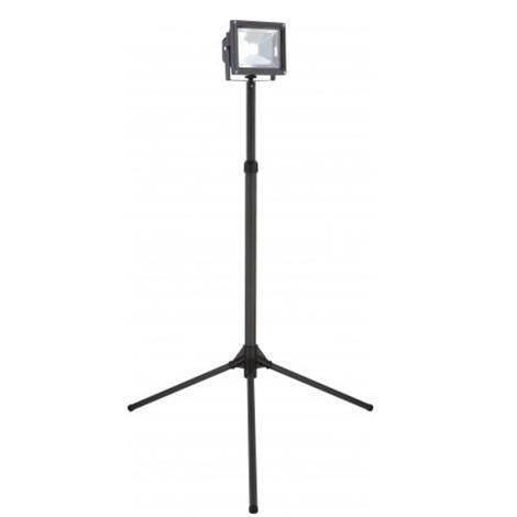 GLOBO 34115AS - Stojanový LED reflektor PROJECTEUR 1xLED/20W/230V