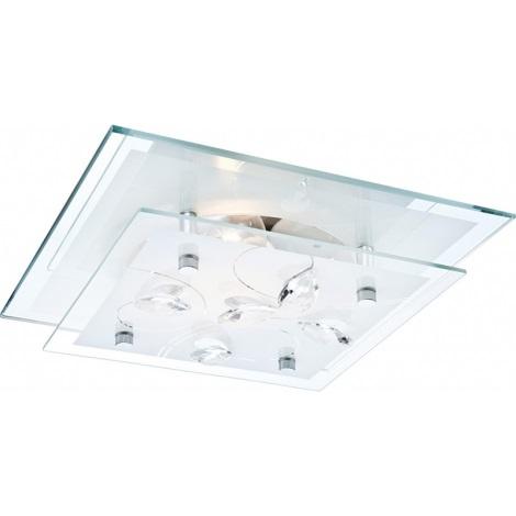 GLOBO 40408 - Stropní svítidlo JASMINA 1xE27/60W/230V