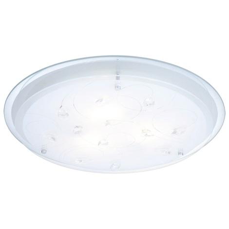 Globo 40409-3 - Stropní svítidlo BRENDA 3xE27/40W/230V