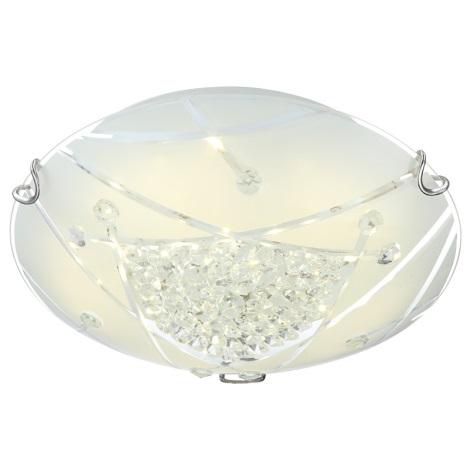 Globo 40417-12 - LED stropní svítidlo SABBIA 1xLED/12W