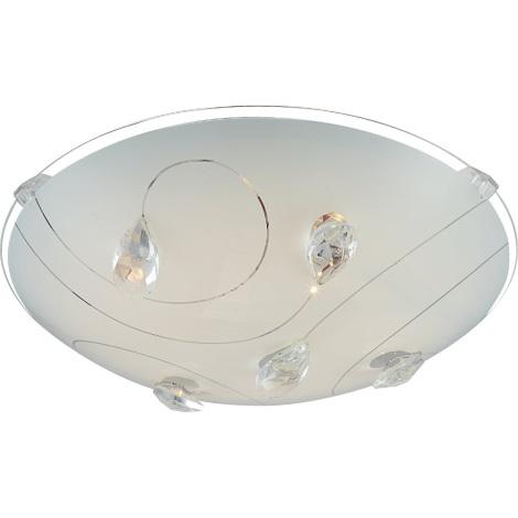 GLOBO 40430 - Stropní LED svítidlo INKA 1xLED/8W/230V
