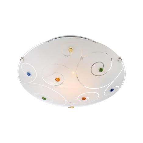 Globo 40983-2 - Stropní svítidlo FULVA 2xE27/60W/230V