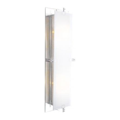 GLOBO 41001-2 - Nástěnné svítidlo RUSH 2xE14/40W/230V