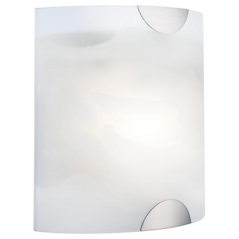 GLOBO 4105 - Nástěnné svítidlo RICCIONE 1xE14/40W/230V