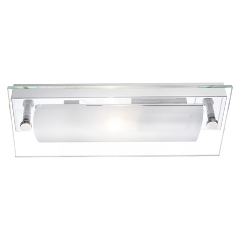 GLOBO 4110 - Nástěnné svítidlo LINE II 1xE14/40W