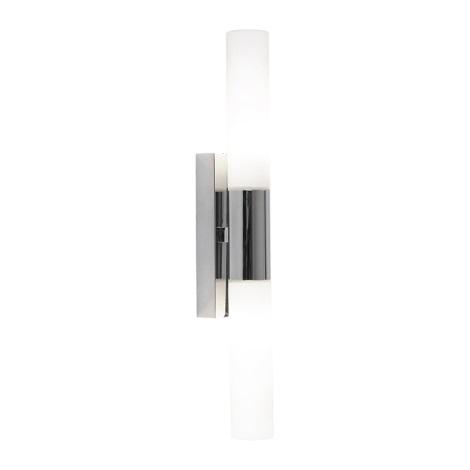 Globo 41521-2 - Koupelnové nástěnné svítidlo MARINES 2xG9/33W/230V