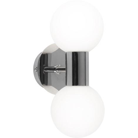 GLOBO 41522-2 - Nástěnné svítidlo SKYLON 2xG9/33W