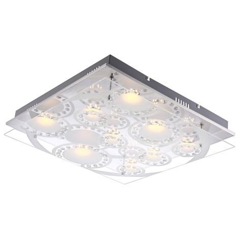 Globo 41690-9 - LED stropní svítidlo TISOY 9xLED/4W/230V