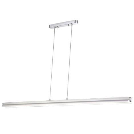 GLOBO 42230 - LED lustr na lanku SAVO LED 1xLED/18W