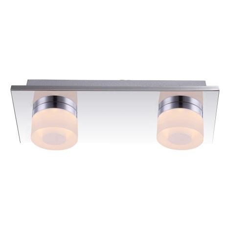 Globo 42504-2 - LED stropní svítidlo PANAMERA 2xLED/4W/230V