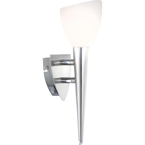 GLOBO 4410-1N - Nástěnné svítidlo SIENA 1xG9/33W