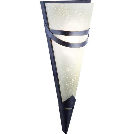 GLOBO 4413-1 - nástěnné svítidlo RUSTICA II 1xE14/40W