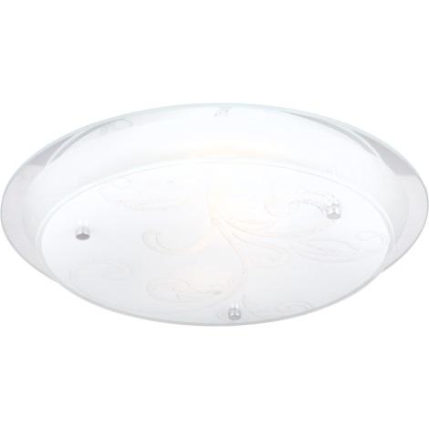 GLOBO 48065 - stropní svítidlo BERRY 2xE27/60W