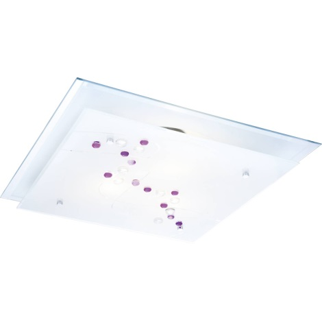 GLOBO 48072-3 - Stropní svítidlo BALLERINA 3xE27/60W